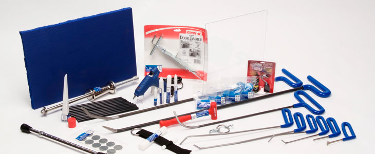Click here to view our range of PDR kits.